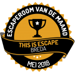 This is escape room Breda